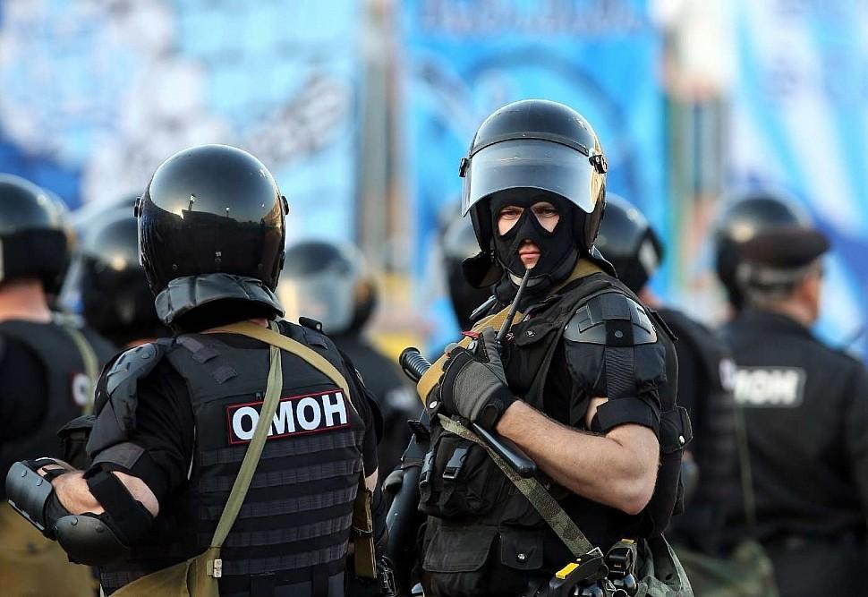ОМОН России – история и символика