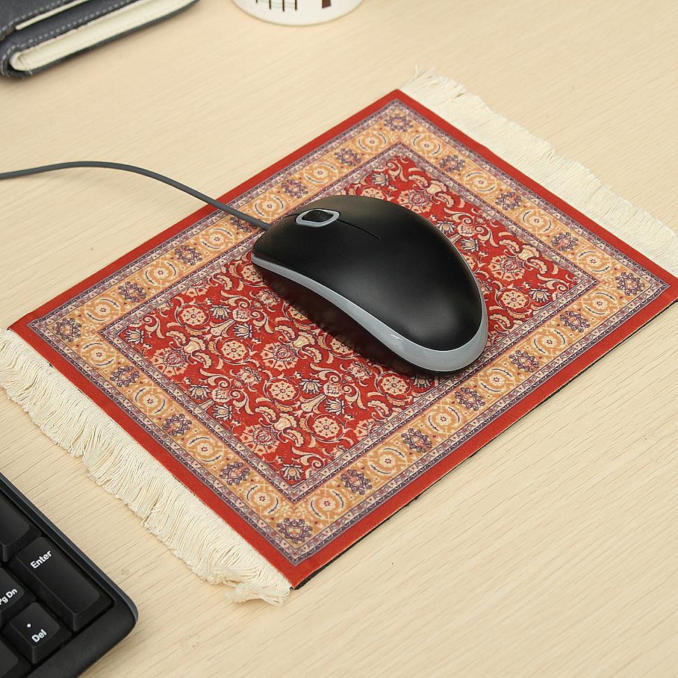 Оригинальные коврики для мышки с рисунками