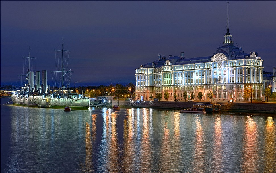 Петербург Нахимовское училище