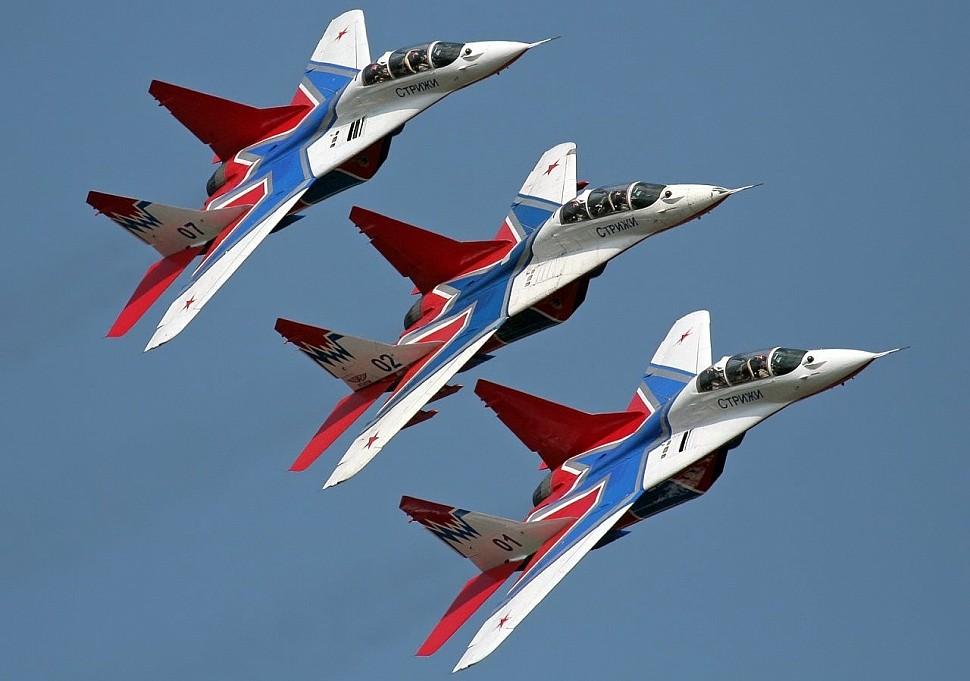 ВВС РФ – история, символика, факты