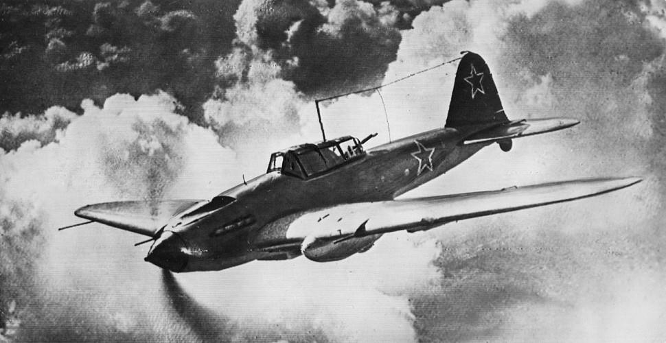 Ил-2 Штурмовик ВОВ