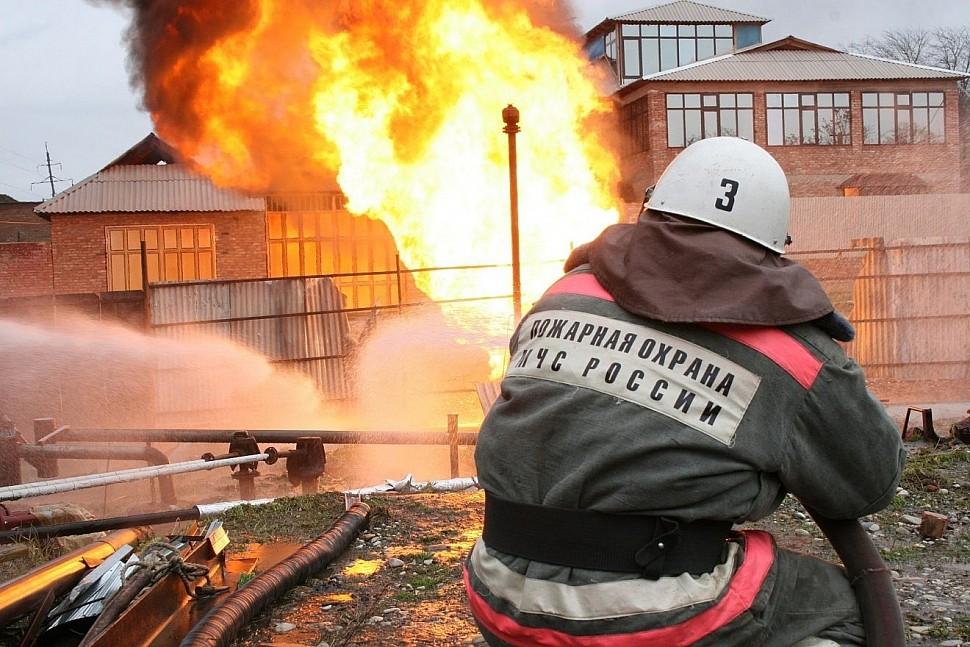 Померанский, картинка пожарная охрана