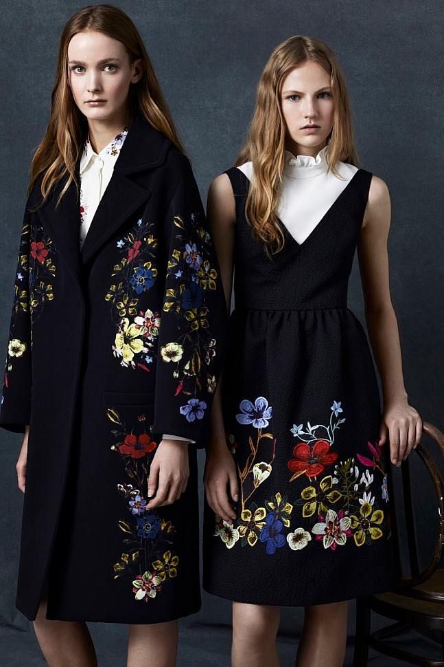 Модная вышивка