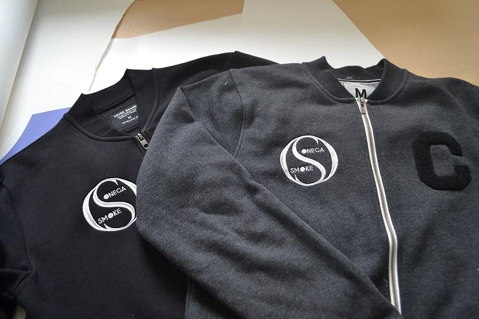 Вышивка эмблем на одежду