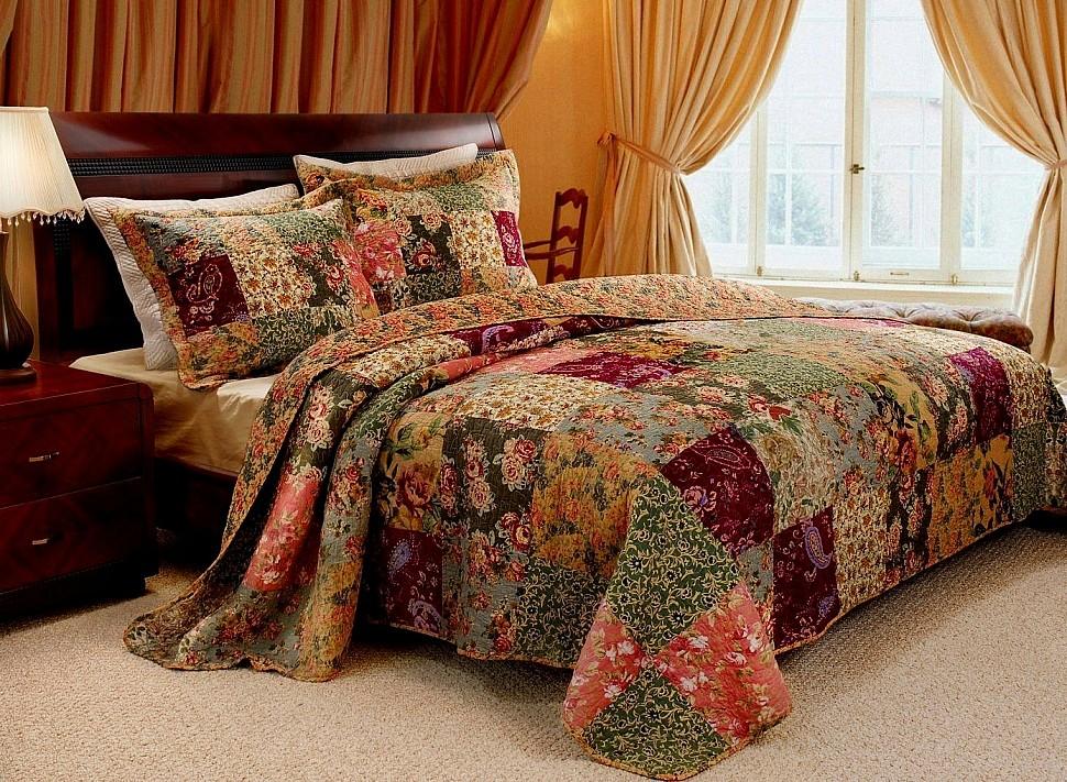 Уютные и стильные покрывала