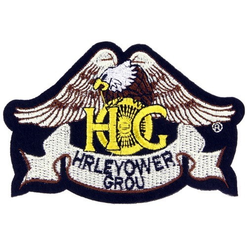 Декор нашивка Harley Ower Group