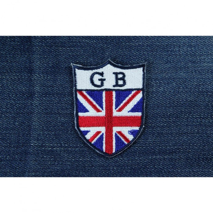 Декор нашивка  Great Britain (35х47)