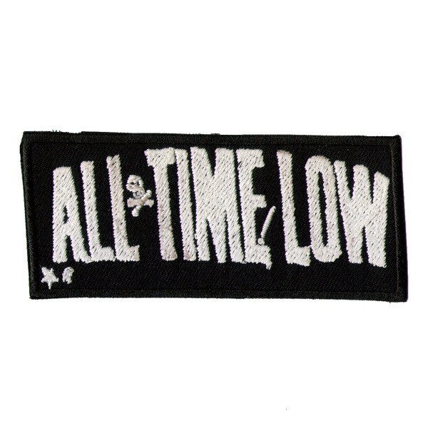 Декор нашивка  All Time Low